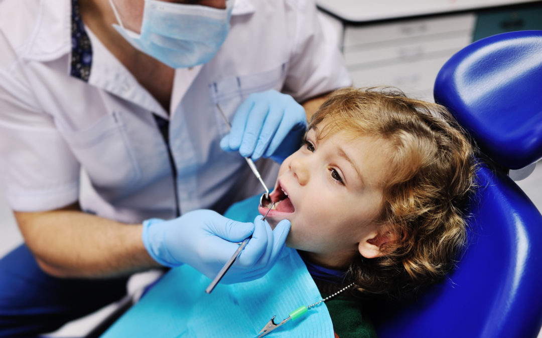 How To Make Your Child's First Visit To The Dentist Fun