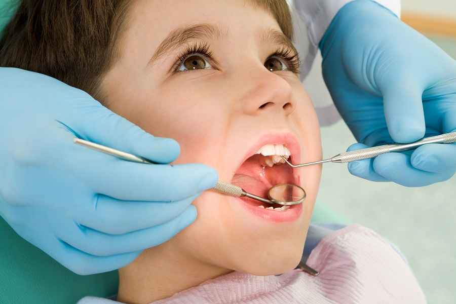 A Trip To The Dentist Shouldn't Bother Your Child