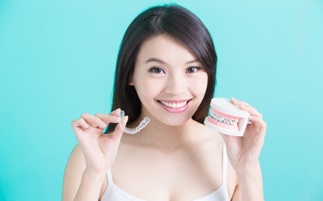 Invisalign or Clear Braces: Which One Is Right For You?